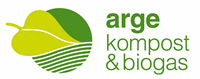 Logo ARGE Compost and Biogas